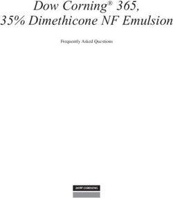 Dow Corning 365, 35% Dimethicone NF Emulsion