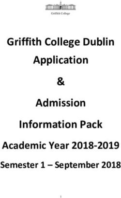 Griffith College Dublin Application & Admission