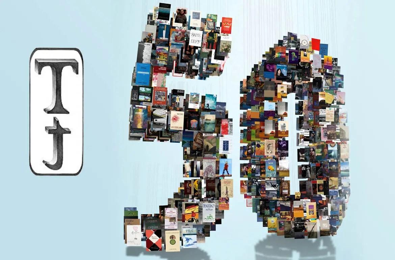 Talonbooks celebrates 50 years in 2017