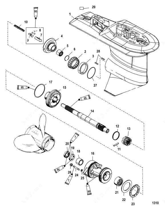 Httpsewiringdiagram Herokuapp Compostmercury Mariner 240 Efi