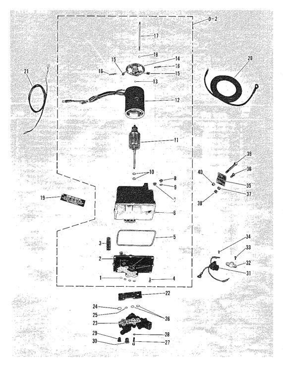 Mercury/Mariner 60 2 Cyl., Power Trim Optional Page 1