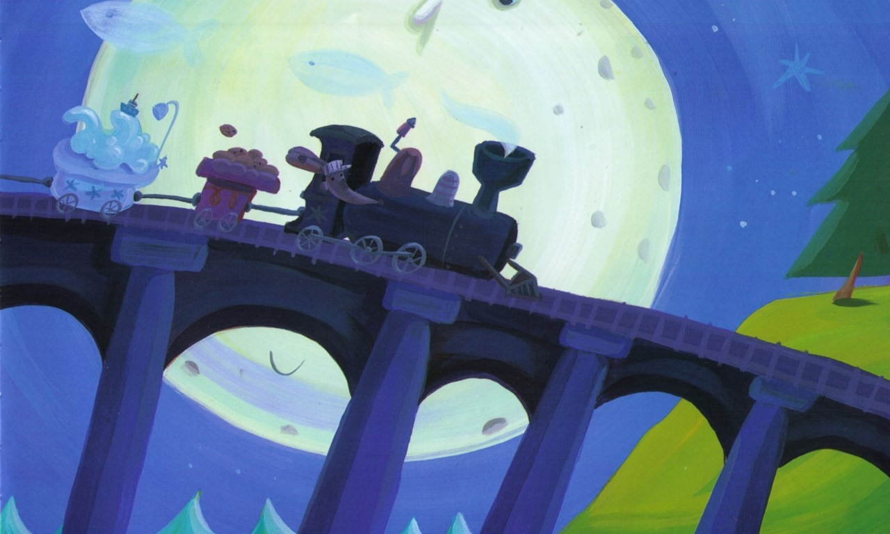 Read Me a Story: The Goodnight Train