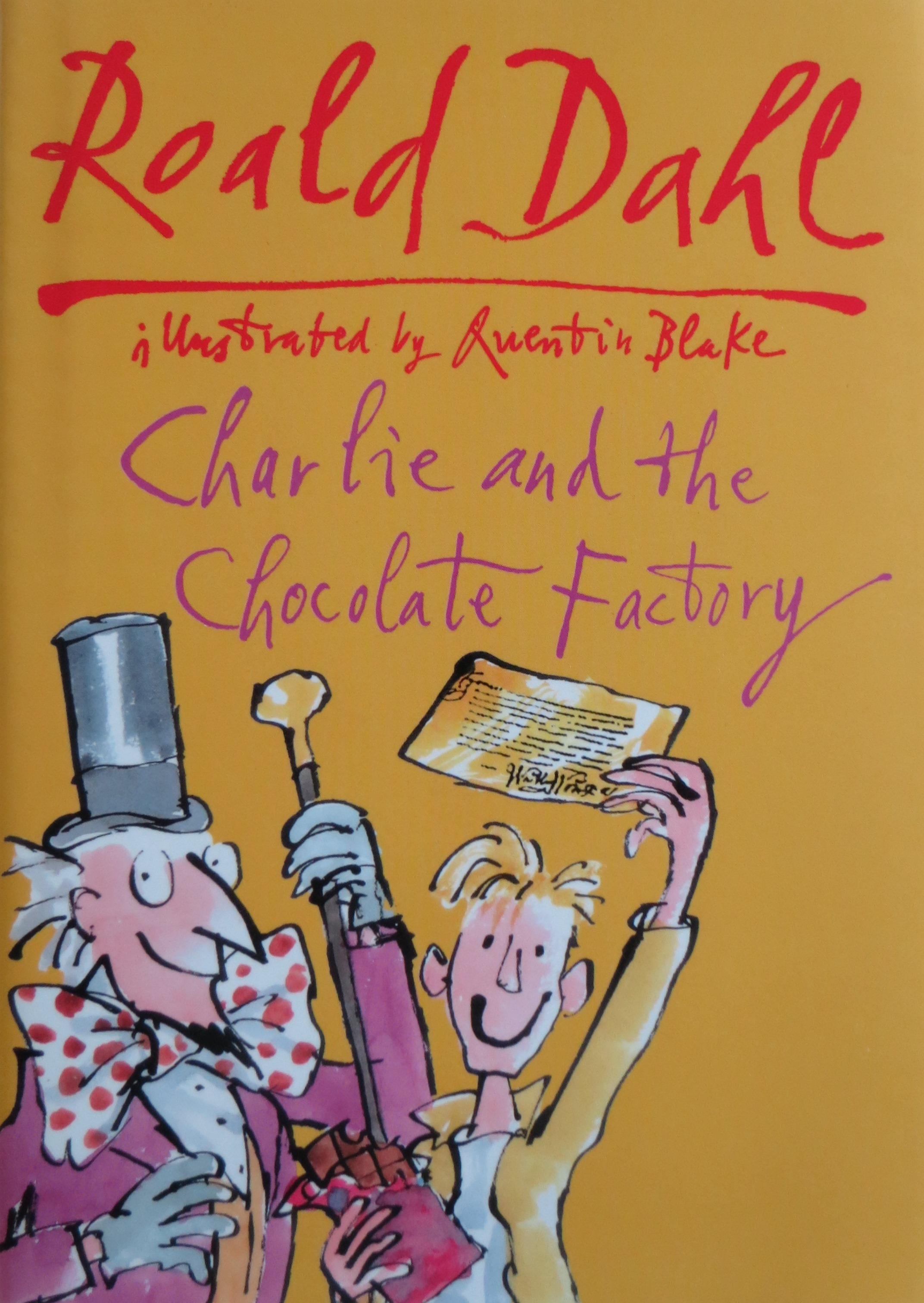 Interview With Quentin Blake Of Mister Magnolia