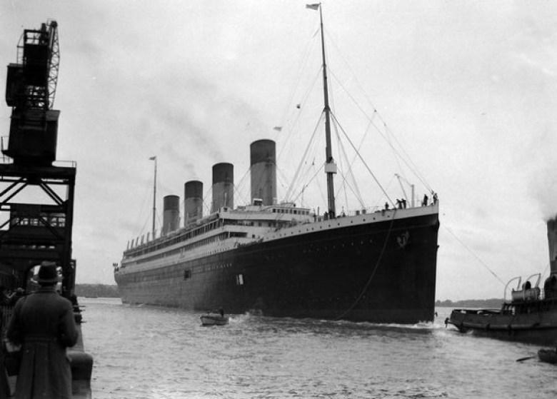 Оригинальный Титаник