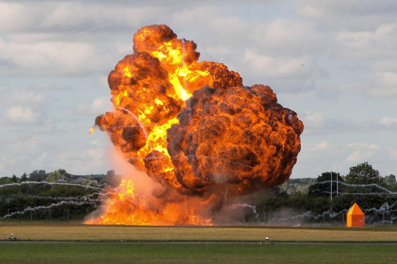Самые мощные взрывчатые неядерные вещества