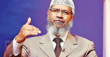 Book Zakir Naik under Anti-Terror Law says Solicitor General to the Home Ministry