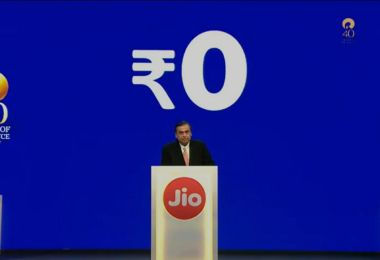 Reliance Jio updates
