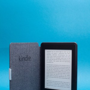 Read Remark kindle paperwhite - vertical