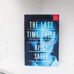 Read Remark Book Review - Last Time I Lied by Riley Sager