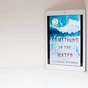 Read Remark - Something in the Water by Catherine Steadman