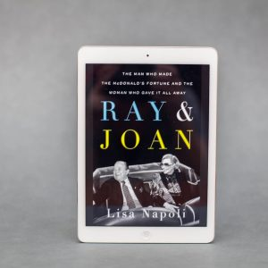 Read Remark Book Review - Ray and Joan by Lisa Napoli