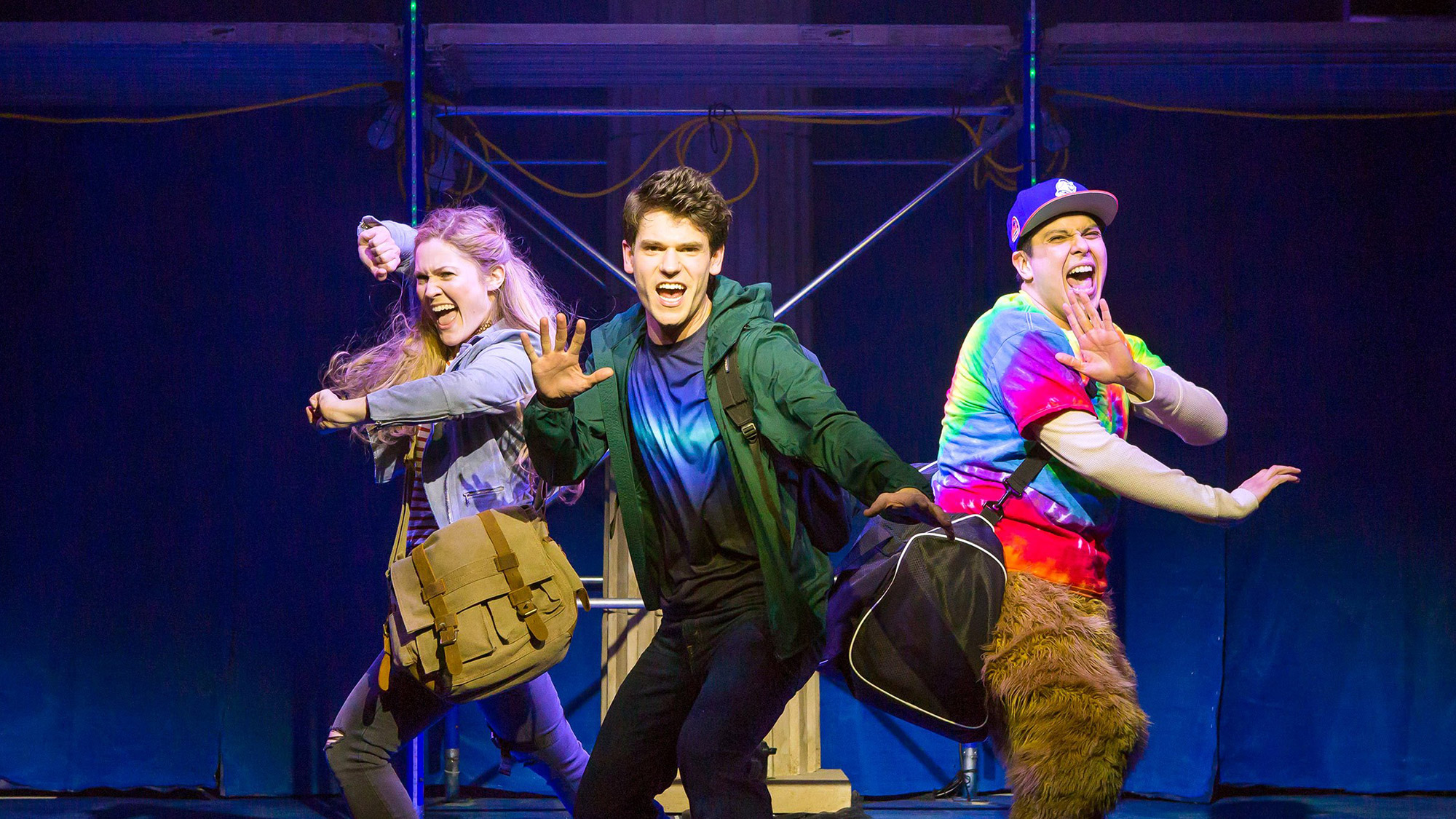 Lightning In A Bottle New Percy Jackson Musical Causes Storm Of Excitement