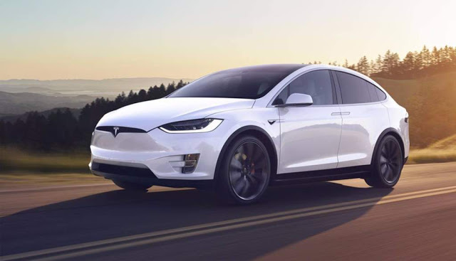 Elon Musk – Tesla Electric Vehicles