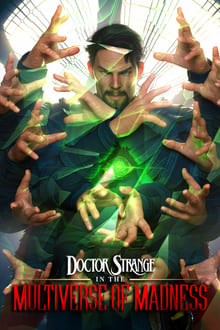 Doctor Strange in the Multiverse of Madness 2022 Movie Review