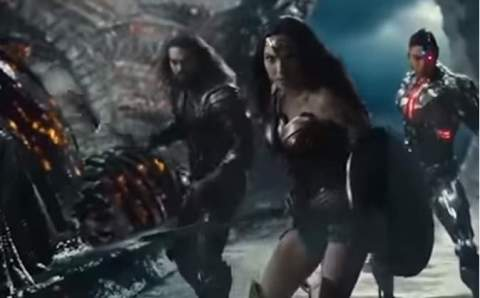 Zack Snyder Justice League 2021 on HBO Max