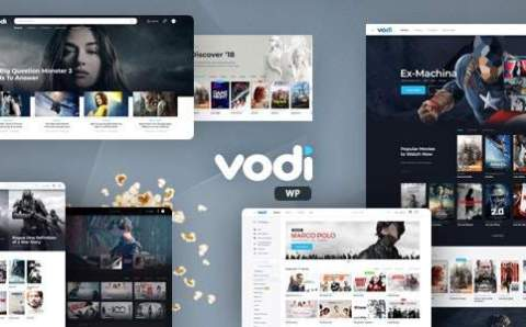 Top 10 Best WordPress Movie Themes