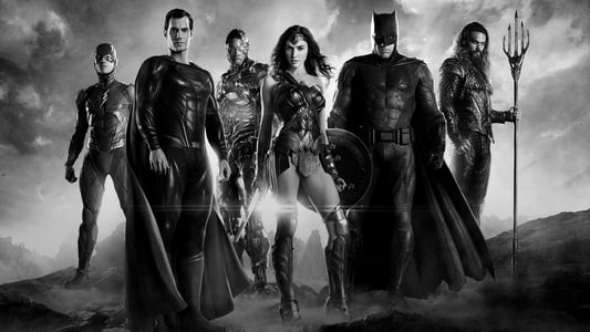 Zack Snyder's Justice League 2021 Movie on HBO Max