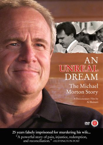 Cover of An Unreal Dream The Michael Morton Story DVD