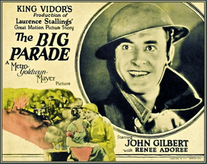 Image result for the big parade 1925