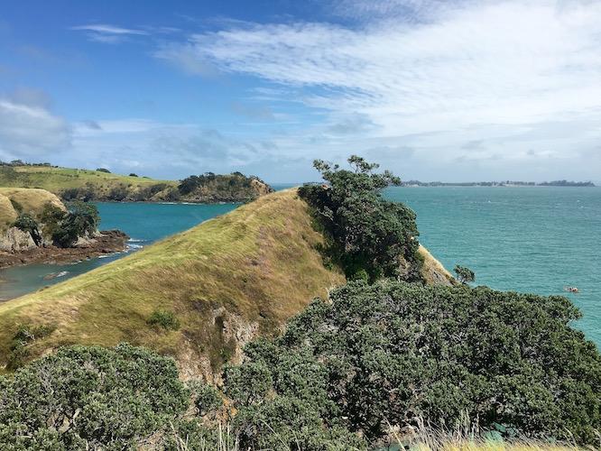 NZ Owhanake to Matiatia 2