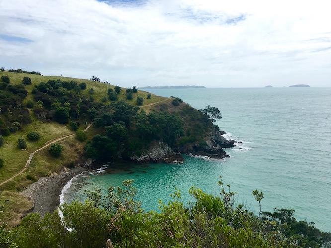 NZ Owhanake to Matiatia