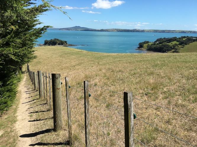 NZ Waiheke Island walks 1