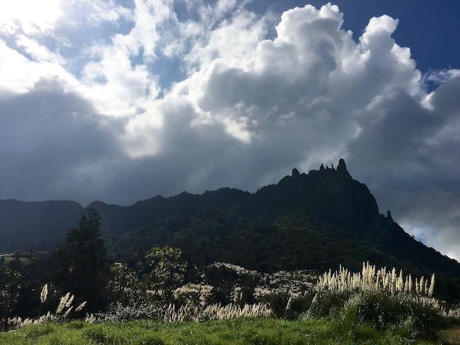 NZ Whangarei Heads Mt Manaia