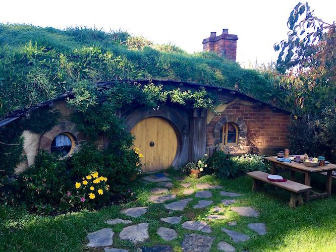 NZ Hobbiton 1