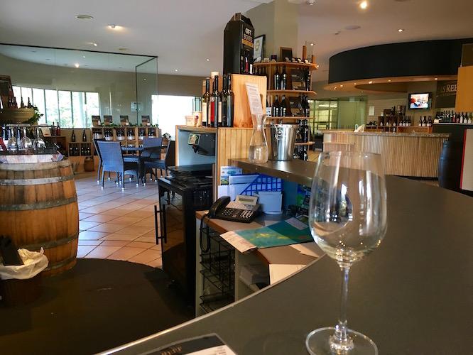 NZ Mills Reef Vineyard 2