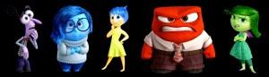 Pixar Post - Inside Out Sneak Peek Character Lineup (2)