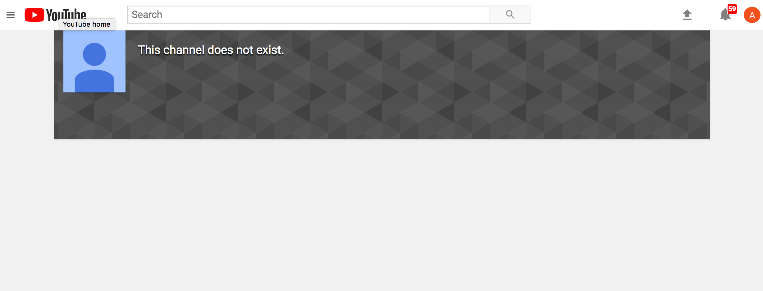 """""""This Channel does not exist"""""""