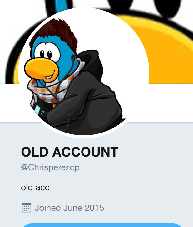 Chrisperezcp account removed from followers of secret ToyFreaks account since yesterday