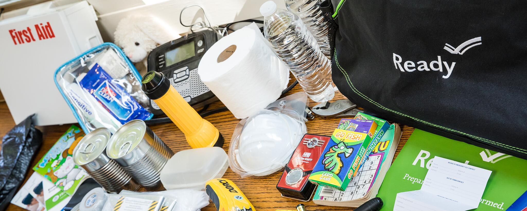 Build A Kit Ready Gov