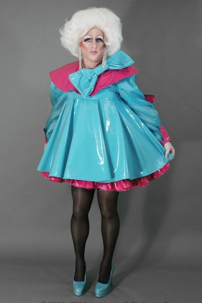 Sissy Reign Bow Dress AUG16 1 400x600 Customer Gallery