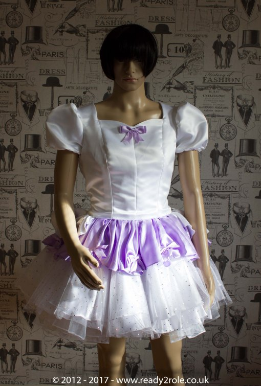 Sissy Dress My Little Brony by Ready2Role FEB17