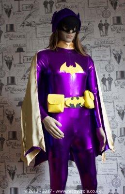 Bat Girl Costume APR17-8