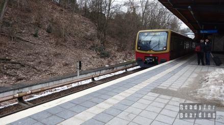 S-Bahn w Berlinie