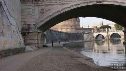 Polscy bezdomni w Rzymie...