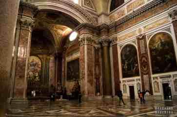 Bazylika Matki Bożej Anielskiej I Męczenników, S. Maria degli Angeli e dei Martiri