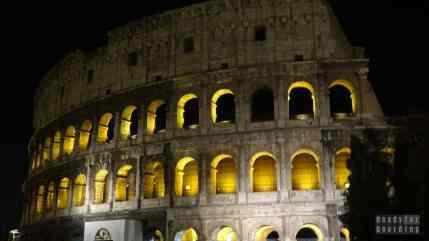 Rzym nocą, Koloseum