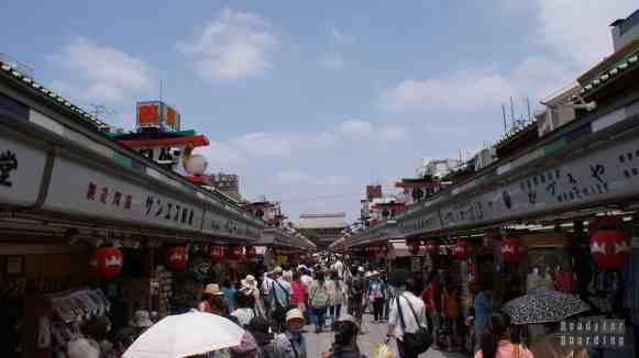 Tokio Japonia - Asakusa