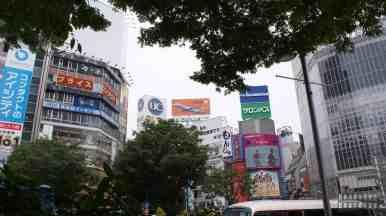 Japonia, Tokio - Shibuya