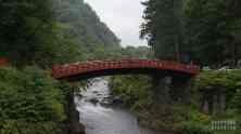 Japonia, Nikko - Shinkyo Bridge (Shin-kyo)