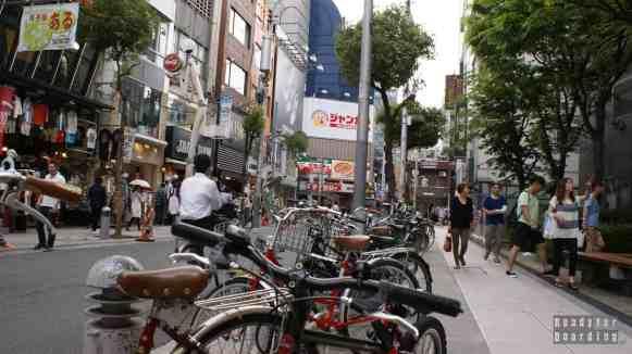 Shinsekai - Osaka, Japonia
