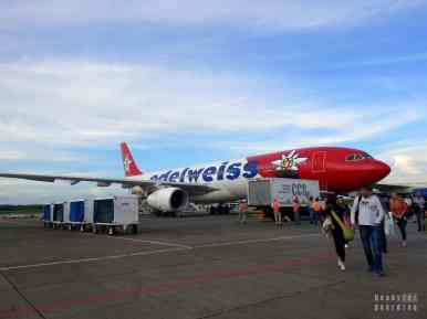 Airbus A333 Edelweiss Air, Dominikana - Punta Cana