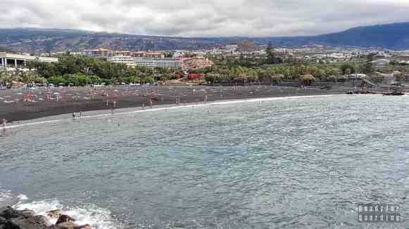Playa Jardin - Puerto de la Cruz, Teneryfa
