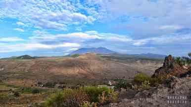 Teneryfa - Widok na Teide