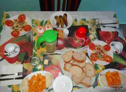 Śniadanie na Kubi