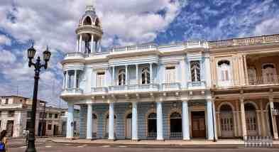 Palacio de Ferrer w Cienfuegos - Kuba