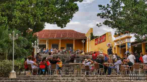 Casa de la Musica w Trinidad - Kuba